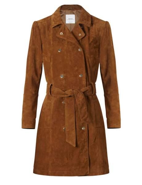Le manteau ceinturé
