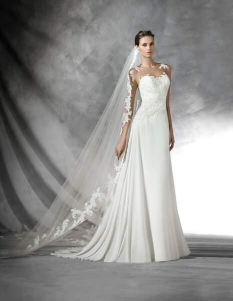 Robe de mariée Pronovias : Pradal