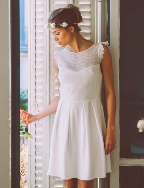 Robe Blanche 25 Tenues Pour Un Mariage A Prix Doux Femme Actuelle
