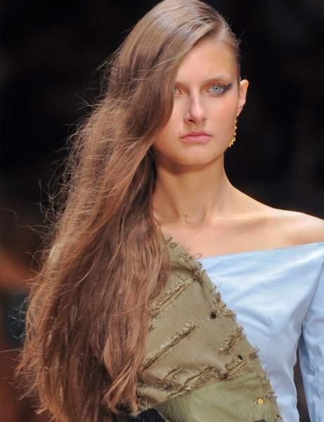 Le side hair