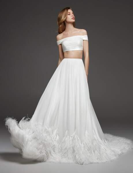 Robe de mariée Caoba
