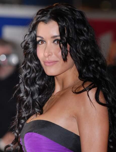 Ses boucles glamour aux NRJ Music Awards de 2008