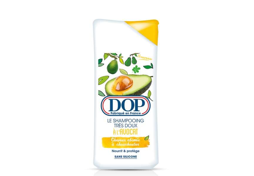 Le Shampooing Très Doux à l'Avocat de Dop