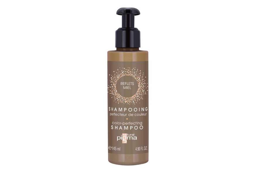 Couleur ravivée : Shampooing Perfecteur de Couleur, Natural Pigma, Camille Albane
