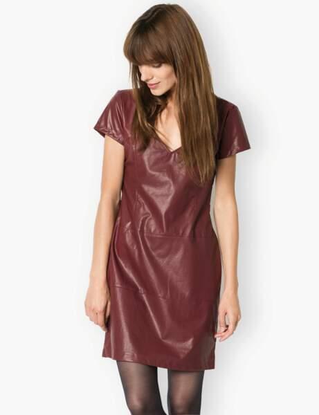 La robe marsala