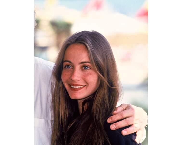 En 1991, la jeune femme est au Festival de Cannes