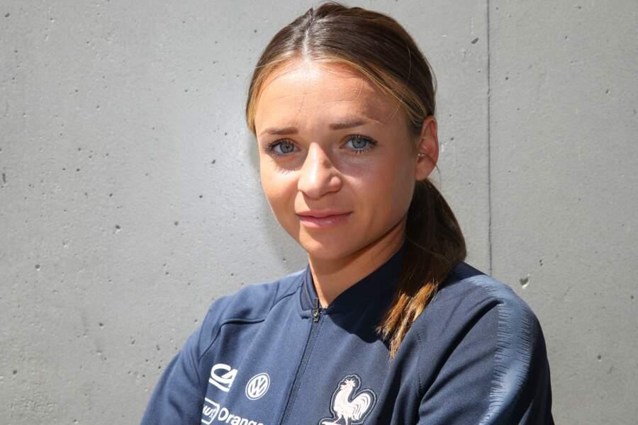 Sélection des défenseures : Marion Torrent