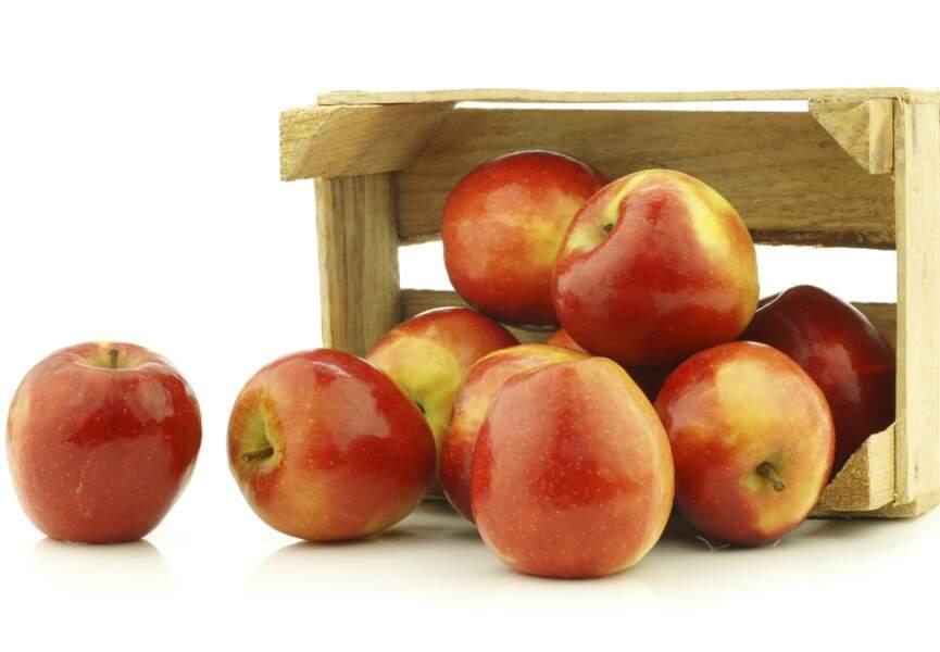 La pomme, véritable brûle-graisses