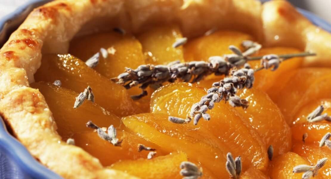 Tarte aux abricots super facile