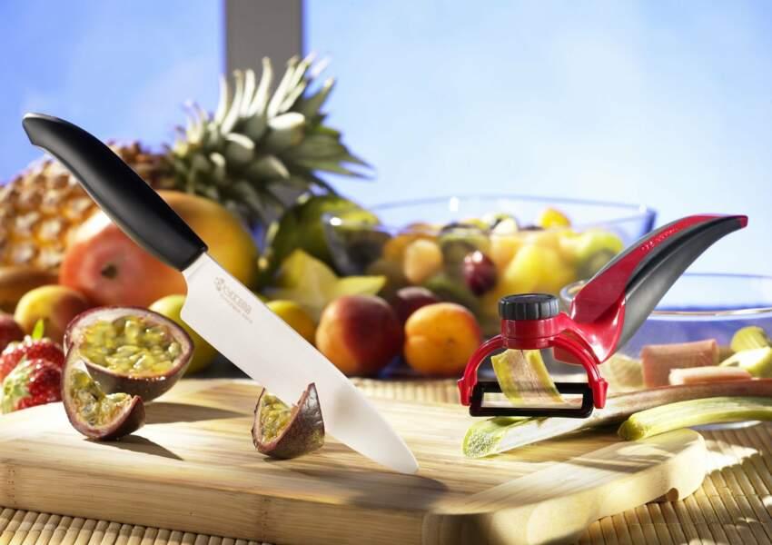 Couteau en céramique Kyocera