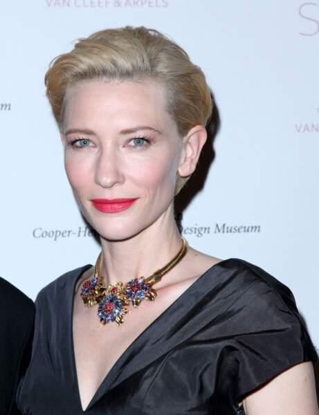 La coupe pixie de Cate Blanchett