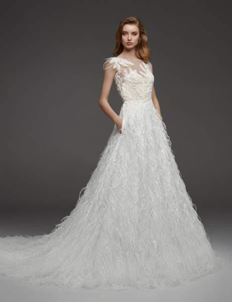 Robe de mariée Carey