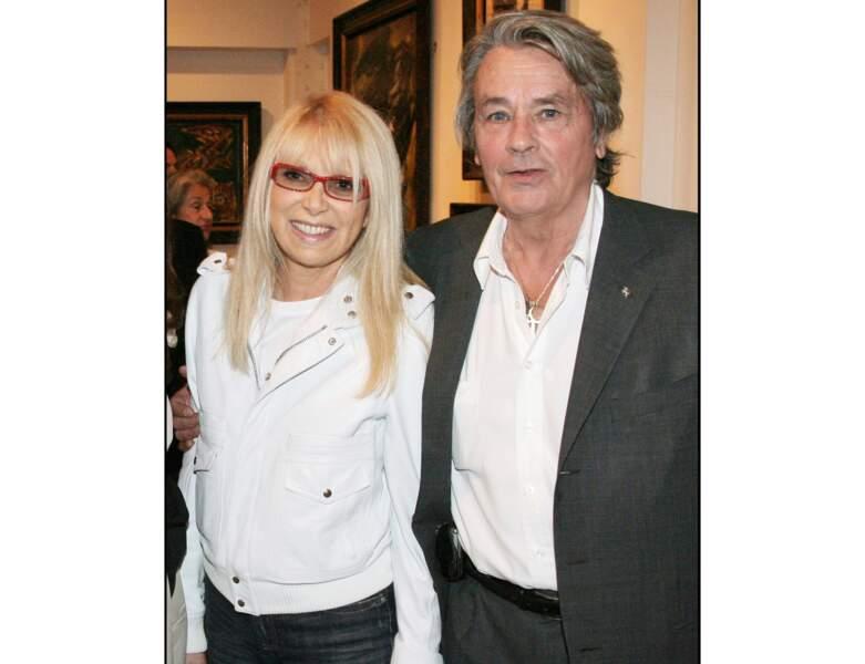 En 2007, il assiste à un vernissage aux côtés de Mireille Darc avec qui il est resté ami