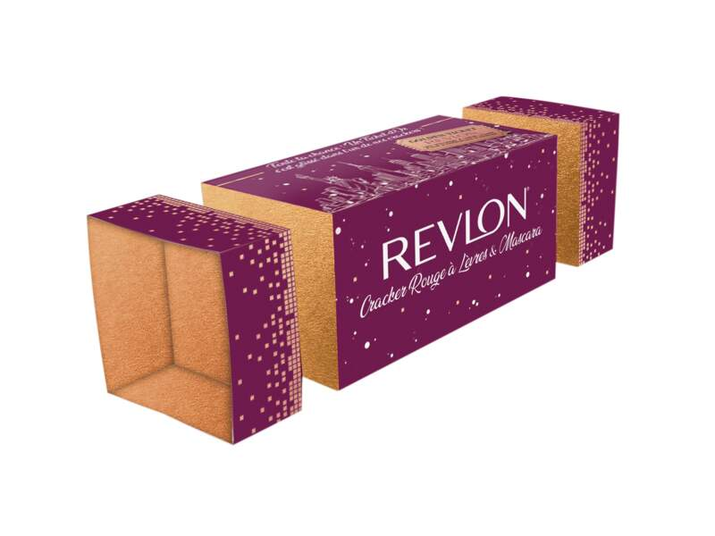 Cracker Black Cherry, Revlon, prix indicatif : 14,95 €
