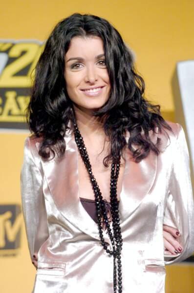 Lors des 11ème MTV Europe Music Awards a Rome en 2004