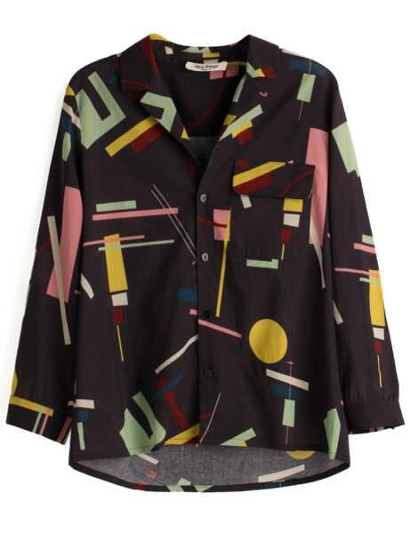 La chemise Kandinsky