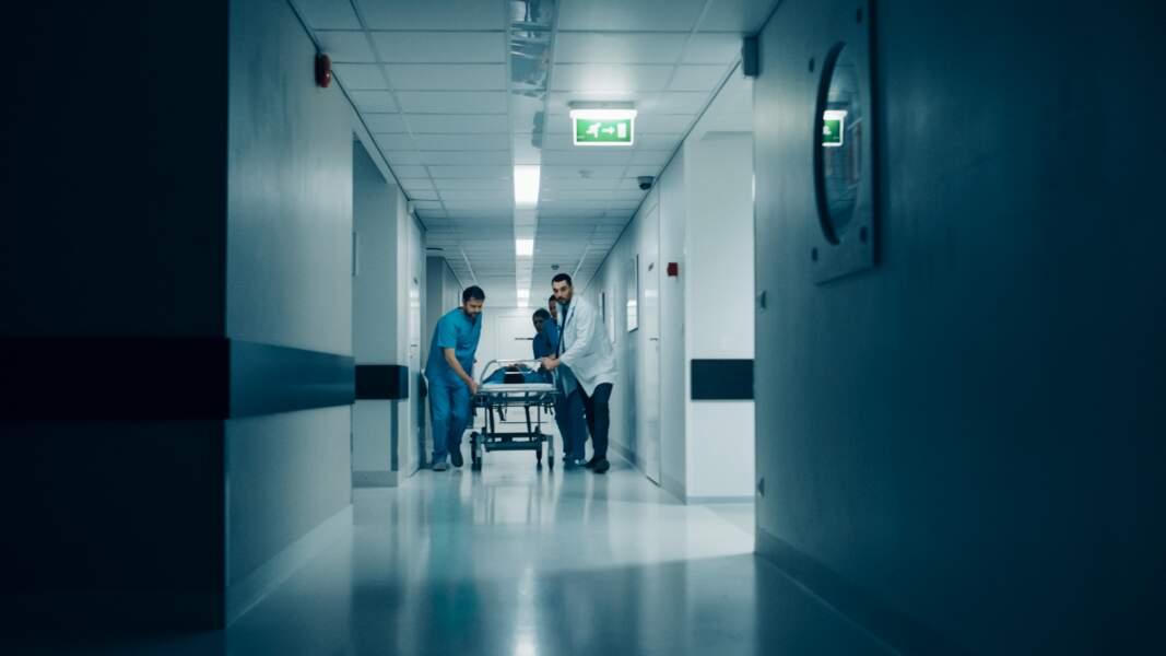 18 - Médecin urgentiste