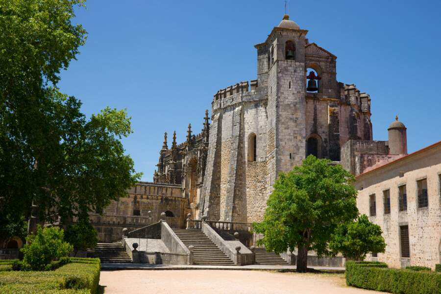 Couvent du Christ à Tomar, Portugal