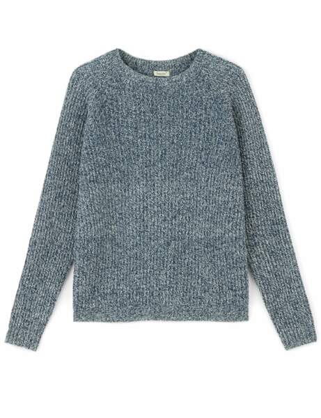 Top 10 dressing : le pull chaud