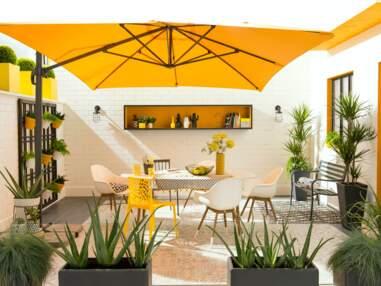 Notre shopping pour une terrasse ultra design