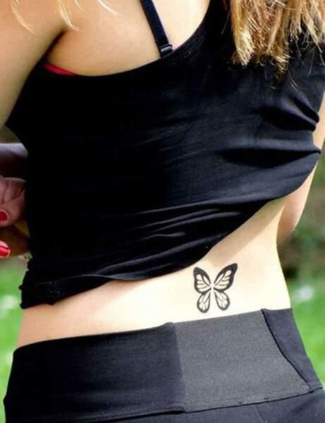 Tatouages Papillon Nos Idees A Adopter Sans Hesiter Femme Actuelle