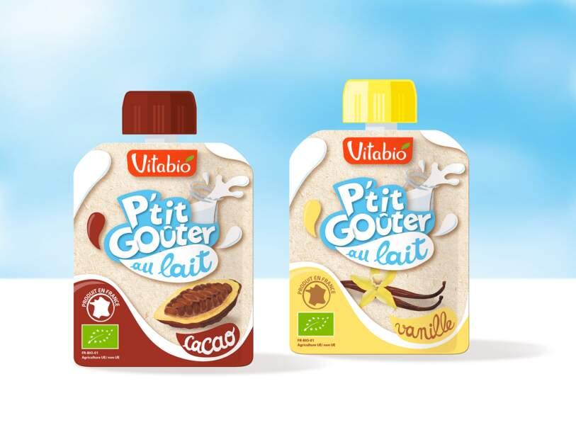 Vacances en famille : P'tit goûter au lait - Vitabio
