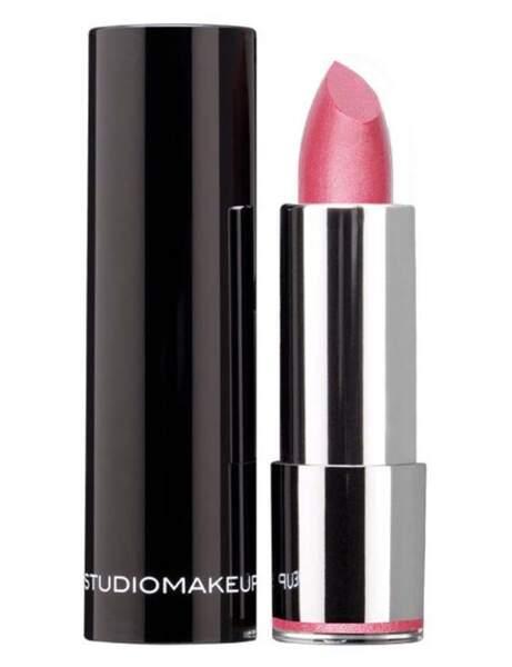 Rouge à lèvres Rich Hydratation Perfectly Pink de StudioMakeup