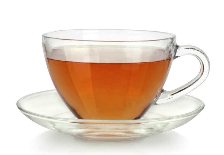 Le thé vert, pour liquider les toxines