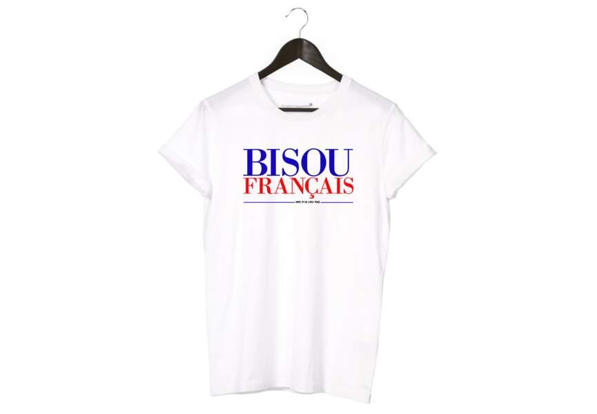 Bleu blanc rouge: le tee-shirt frenchy