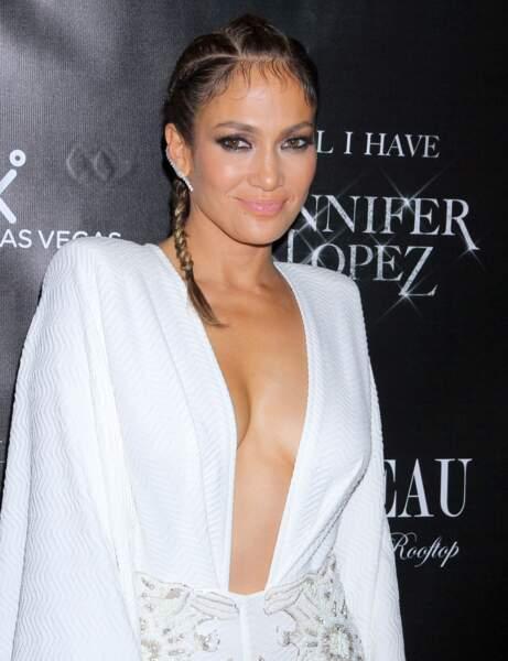 Des boxer braids comme Jennifer Lopez