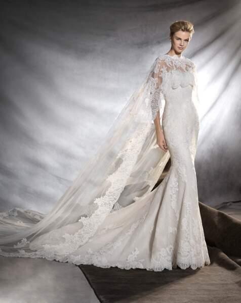 Robe de mariée Pronovias : Oringo