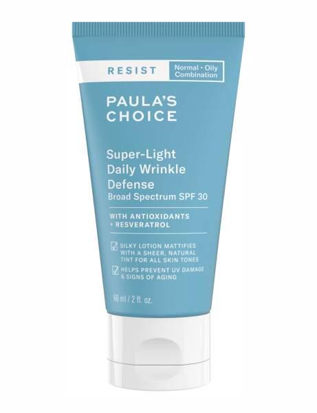 J'ai la peau mixte : une crème anti-imperfections