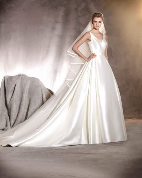 Robe de mariée Pronovias : Alcoba