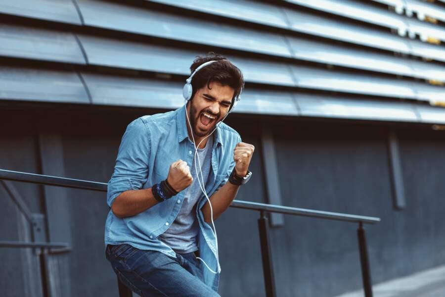 Ecouter de la musique relaxante