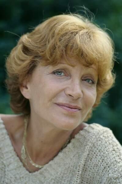 Maria Pacôme, le 1er décembre