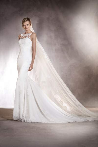 Robe de mariée Pronovias : Agata