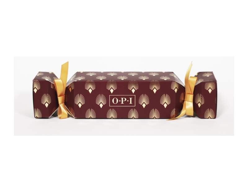 Cracker de Noël, OPI, prix indicatif : 20 €