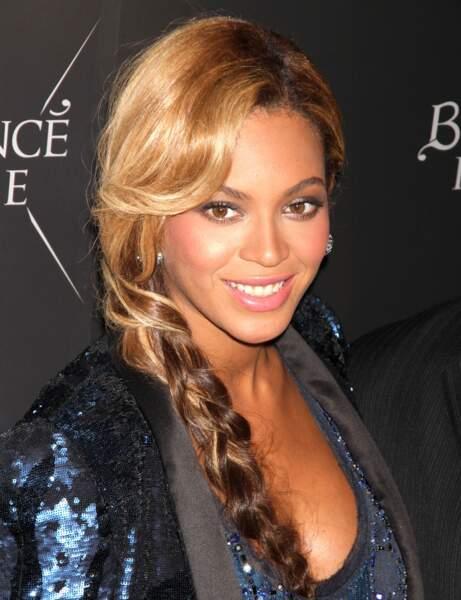La tresse bohème de Beyoncé