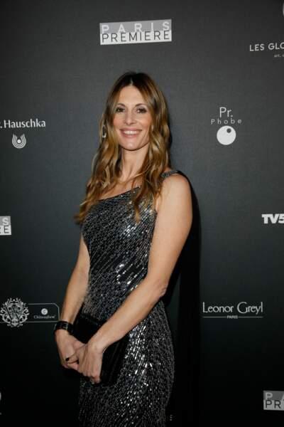 L'animatrice et ex-Miss France 1998 Sophie Thalmann mesure 1m80.