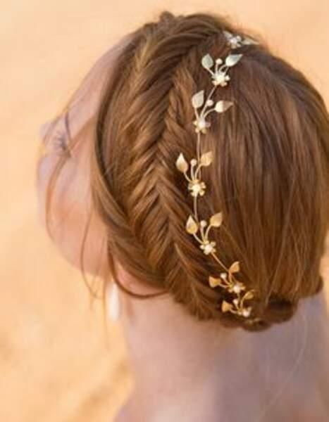 Du printemps dans mes cheveux