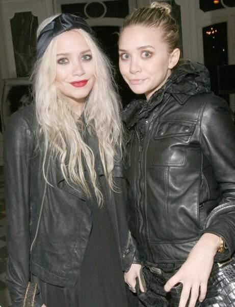 Marie Kate et Ashley Olsen