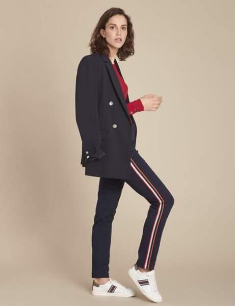 Pantalon : casual