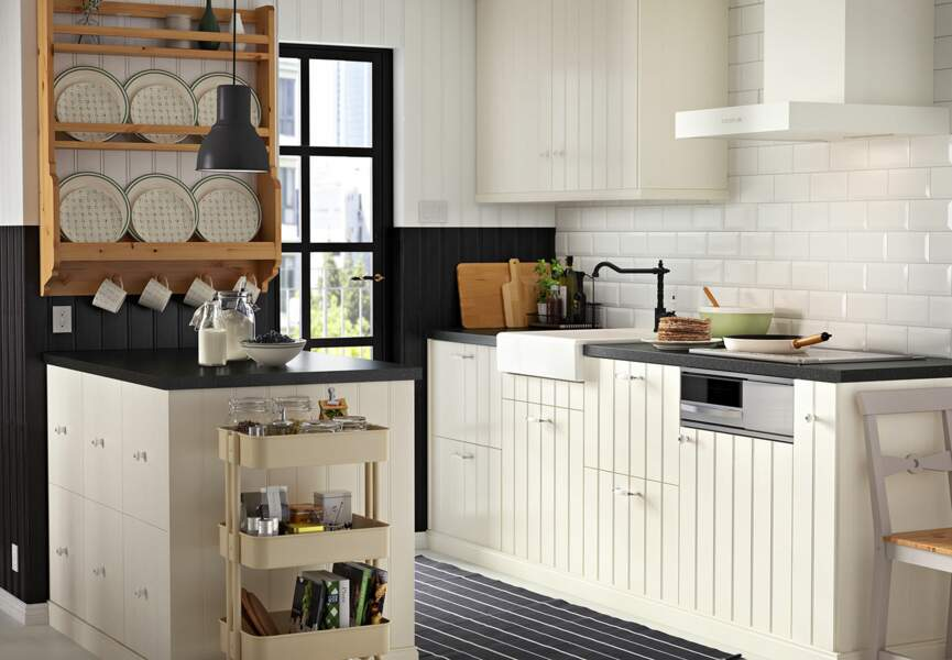 Cuisines Ikea Nos Idees Preferees Femme Actuelle