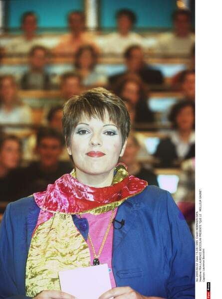 Laurence Boccolini : 1995