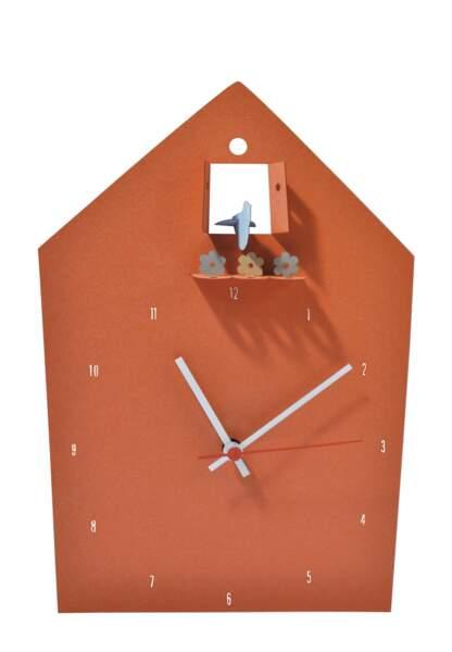 Horloges : le modèle longiligne Cocobohème