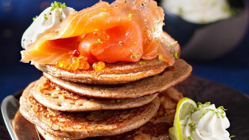 Blinis sans gluten : nos conseils et recettes pour les réussir