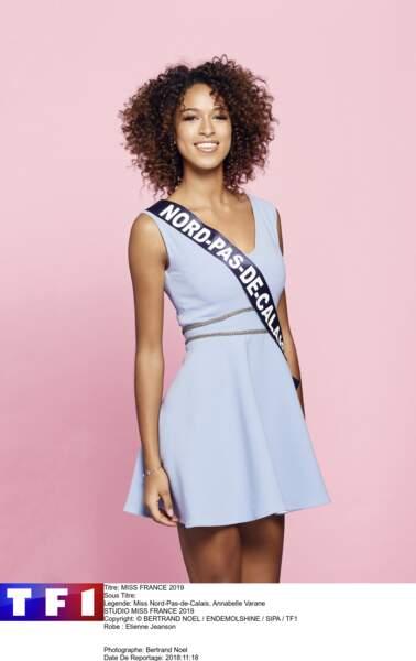 Miss Nord-Pas-de-Calais, Annabelle Varane