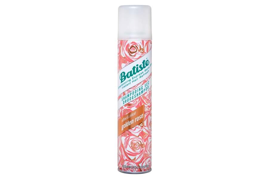 Shampooing sec Golden Rose Batiste