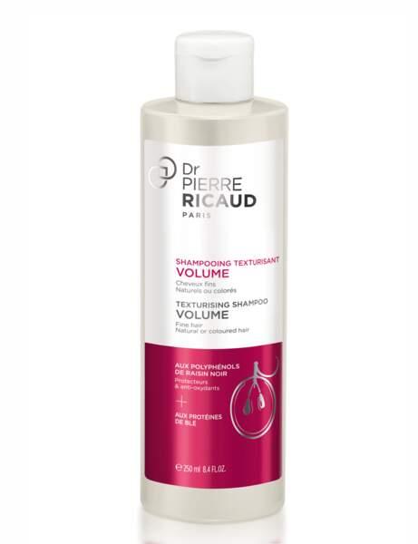 Le shampooing texturisant volume Dr Pierre Ricaud