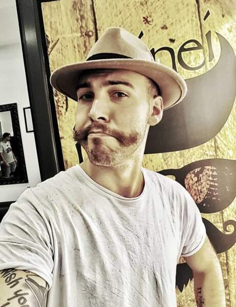 Movember : moustache idée 8
